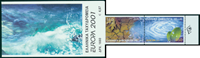 Grækenland - Europa 2001 - Postfrisk utk. hæfte