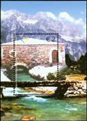 Kosovo - Møller - Postfrisk miniark