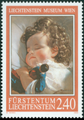 Princess Marie Franziska - Mint stamp