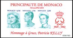 Monaco - Princesse Grace de Monaco - Bloc-feuillet neuf non-dentelé