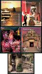 Portugal - Turisme - Postfrisk sæt 5v