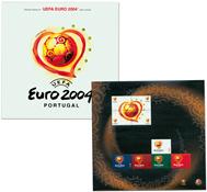 Portugal - Fodbold EM - Postfrisk mappe