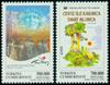 Tyrkiet - Europa 2003 - Postfrisk sæt 2v