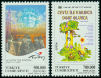 Turquie - Europa 2003 - Série neuve 2v