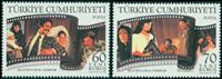 Tyrkiet - Film - Postfrisk sæt2v