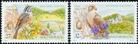 Hongrie - Oiseaux, Europa 1999 - Série neuve 2v