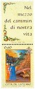 Vatikanet - Sprogets Dag - Postfrisk sæt 2v