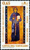 Vatican - Franciscains - Mint 1v