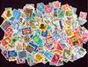 500 Suisse différents - Paquets de timbres