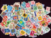 Suiza - 500 Sellos Diferentes