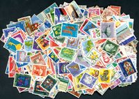 Switzerland - 1000 different stamps