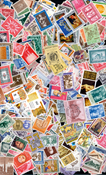 Vatikanet - 500 frimærker