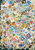 Hungary - 1500 different stamps