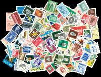 Duitse Democratische Republiek 150 verschillende postfris