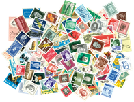 DDR - Særtilbud 150 forskellige postfriske
