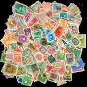 Hongrie - 500 différents d'avant 1951