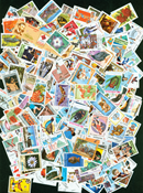 Nicaragua - 500 sellos diferentes