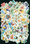 Vietnam - 610 different stamps