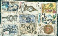 245枚捷克斯洛伐克邮票