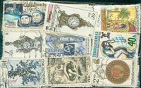 Czechoslovakia 245 stamps