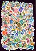 匈牙利1000张不同邮票