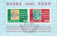 Schweiz - Nabra miniark