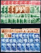 Série coloniale 1942 P.E.I.Q.I.