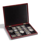 Div. Quadrum møntkapsler 20 (50 x 50 mm) firkantende