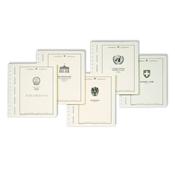 LIGHTHOUSE Title sheet with National Emblem *Hong Kong-China*
