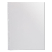 Blank album pages A4 - Space for insert 210x297 mm   - Pack of 5 - Lighthouse
