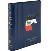Impero Tedesco - Album di ristampa SF 1872-1918 -   Design classico