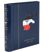 Deutsches Reich - SF esipainettu albumi 1933-1945 - Classic- Leuchtturm