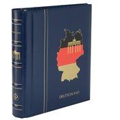 LEUCHTTURM Album préimprimé PERFECT DP, design classique DEUTSCHLAND 1949-1