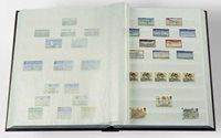 Classeur Leuchtturm BASIC - Noir - A5 - 16 pages blanches, couverture non ouatinée