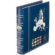 Album Numismatique VISTA, Euros Tome 2 *Die neuen Länder*