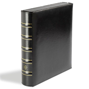 OPTIMA classic box ring binder - Without sheets - Lighthouse / Leuchtturm