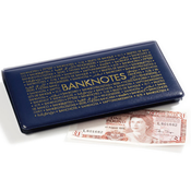 Pocket albums for banknotes - For banknotes up to 175 x 85 mm - Lighthouse