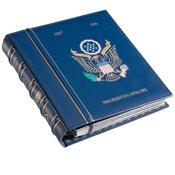 Album Numismatique VISTA, pour pièces américaines (Presidential Dollar)