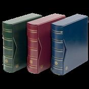 经典集邮册-首日封-绿色-带有外保护盒