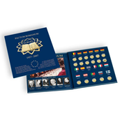 Album Numismatique PRESSO, Euro Collection pour pièces de monnaies 2 ¤ *Tra