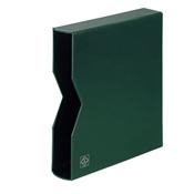 cajetín projoector por tapa de anillas OPTIMA, diseño classic, verde