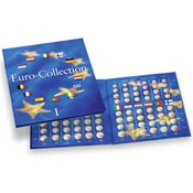 Álbum para monedas PRESSO, Euro-Collection, tomo 1