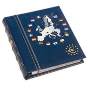 VISTA EURO møntalbum, bind 1