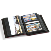 Album multi-usage 200 Cartes Postales, Lettres, photos stand. ou 100 photos