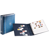 Numis Euro møntalbum med kassette