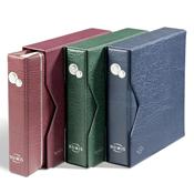 Album Numismatique NUMIS, avec étui de protection plus 5 Pochettes incluses