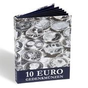 Livre Numismatique VISTA, pour 10-Euro de allemand  commémorative