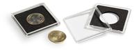 capsules QUADRUM pour pièces de monnaie de diamètre intérieur 19 mm