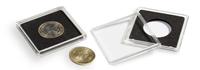 capsules QUADRUM pour pièces de monnaie de diamètre intérieur 18 mm