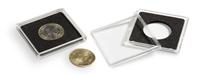 capsules QUADRUM pour pièces de monnaie de diamètre intérieur 15 mm